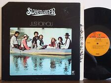 """SWEETWATER """"Just for You"""" RARE 1970 REPRISE STR LP +Lyric Sheet HIPPY PSYCH FOLK"""