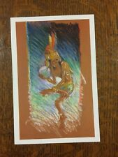 TINTIN Carte Postale PASTICHE/PARODIE. Rascar boule de cristal, Pascal Somon