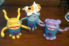 2015 McDonald's Happy Meal Toy Dreamworks Home Dancing Spinning Cat Surprised OH