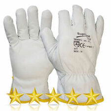 Leather Facility Hand Protections with More than 100 Pairs