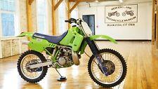 1989 Kawasaki KDX