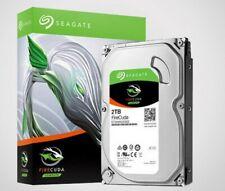 """ST2000DX002 Seagate FireCuda 2TB Internal 8.89 cm 3.5""""  SSHD HYBRID 7200RPM 64MB"""