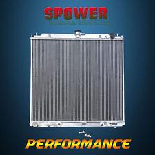 Aluminum Radiator For NISSAN NAVARA D40 4.0L V6 PETROL AUTO 05-11 PATHFINDER R51