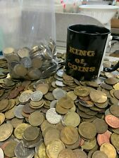 4 Lbs Tokens - Misc & Unsearched - Miscellaneous Bulk Lot - Item #9034
