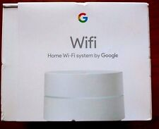 Google WiFi Single Expandable Mesh Network Router AC1200 NLS-1304-25 (NEW) HOT !