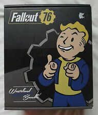 Fallout 76 Wasteland Survival Bundle Poster Keychain Journal Figure Stickers