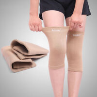 1 Pair Women Knee Compression Brace Sleeve Patella Support Sport Arthritis Joint