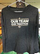 Adidas Winnipeg Jets womens long sleeve tee shirt.  Brand New! GO JETS!!