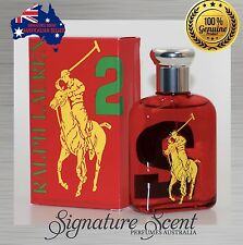 Ralph Lauren BIG PONY COLLECTION #2 125ml EDT Mens Spray Perfume   New (BNIB)