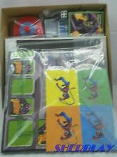Spiderman vs The Green Goblin Board Game Opened Box All Pieces Still Sealed