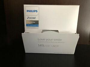 Philips ZOOM 14% DayWhite Day White Teeth Whitening Gel 2 Syringes