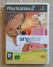 singstar pop hits 3  PS2 / complet