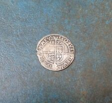 More details for elizabeth i 1572 threepence ermine mint 3rd or 4th issue 14g