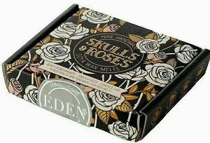 Skull & Roses Handmade Eden Soya Wax Melts 3 Fragrances, Set of 9