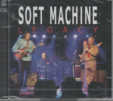 Soft Machine Legacy Live at the New Morning 2 CD NUOVO ASH SEVEN for Lee