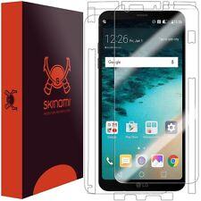 Skinomi FULL BODY Clear Skin+Screen Protector For LG G6