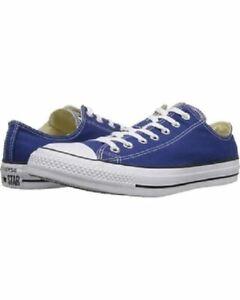 Converse All Star Chuck Taylor Lo Top Canvas Mens & Womens Soar (Blue) 155572F