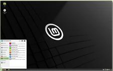 LINUX auf USB Mint 20.1 XFCE keine Festplatte notwendig. Persitent