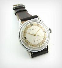 Vintage Watch....CORTEBERT....50's....Cal.665S....16 Jewels.......Nice Dial!