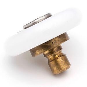 8 x Shower Door Rollers/Runners 25mm Wheel Diameter Replacement Parts L052