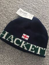 29f816f0a33 Brand New Hackett Beanie Hat 100% Acrylic One Size