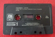 Cassette Audio Styx Equinox ! A&M Records - Loose -