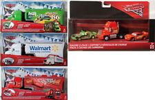 #01 CARS-Disney-Pixar-Auto-Maßstab 1/55-Aussuchen : Hauler / Truck / 3-Pack