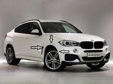 Original BMW X6 F16 M, F86 13-18 Delantero Derecho Embellecedor Piezas Preparado