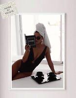 Designer art print home decor photography chic classy fashion beauty