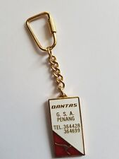 Malaysia antique key chain Qantas