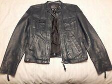 Urban Behavior women's leather jacket - Size L