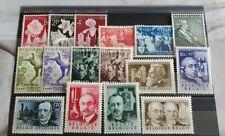 Belgique 1955 neuf * MH cote 35 euros lot 70
