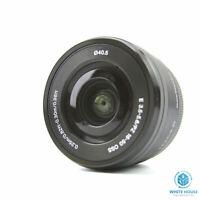 Sony 16-50mm f/3.5-5.6 E-mount Lens