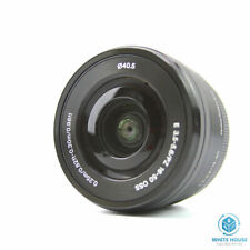Sony 16-50mm f/2.8 E-mount Lens