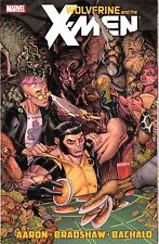 Wolverine and the X-Men - by Jason AARON, ex- library copy (MARVEL, VOL.2, 2013)
