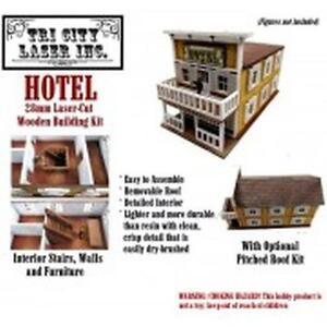 28mm Hotel - TriCityLaserInc - SENT FIRST CLASS