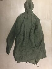 fishtail parka shell, night desert,MEDIUM, used very good,1988
