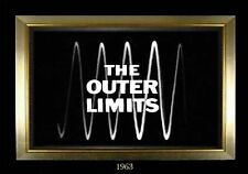 Magnet Tv Science Fiction Outer Limits 1963 to 1965