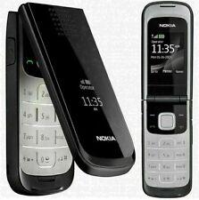 Nokia 2720 Fold-Negro (Desbloqueado) Teléfono Móvil-Garantía De 1 Año-Envío rápido