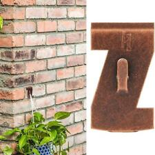 10 pcs Pack Heavy Duty Brick Clips Brick Picture Hangers Siding Hooks Wall Clips