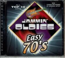 Jammin Oldies Easy 70'S New Stereo Original Artists BRAND  NEW SEALED CD