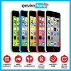 Apple iPhone 5C 8GB 16GB 32GB Unlocked Sim Free Refurbished Smartphone