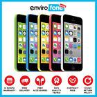 Apple iPhone 5C 8GB 16GB 32GB Unlocked Sim Free Refurbished Smartphone