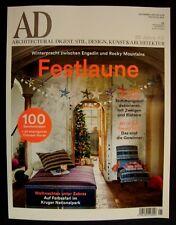 AD   Dez. / Jan. 2018   Festlaune  + 100 Geschenkideen   ungelesen, Top Zustand