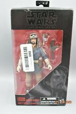 Star Wars The Black Series Rogue One Captain Cassian Andor Hasbro 2016