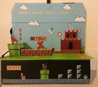 Sugarfina Super Mario Bros. Custom Candy Bento Box w/ Music (NO candy) free shpg