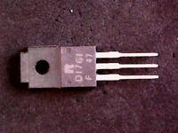 2SD1761 - Rohm NPN Power Transistor (TO-220F)
