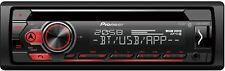 Pioneer DEH-S410BT Car Stereo MP3 WMA WAV USB Input AUX CD Player Bluetooth