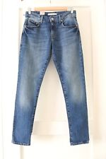 "* MAVI * Sz 24 6 whiskered ""marni mid denim"" boyfriend jeans! NWT"