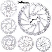 140/160/180/203mm 6PCS Bolts Brake Disc Rotors Road MTB Bicycle Cycling Durable